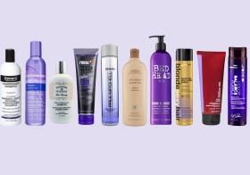 10 besten lila Shampoos für blondes Haar - Bewertungen und Kaufberatung