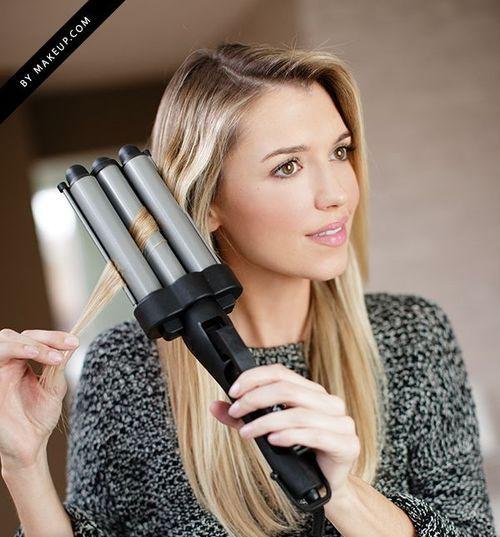 25 Möglichkeiten, wie Sie Ihr Haar wellig machen