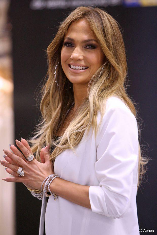 Workday-Frisuren: Jennifer Lopez's texturierter Ausbruch