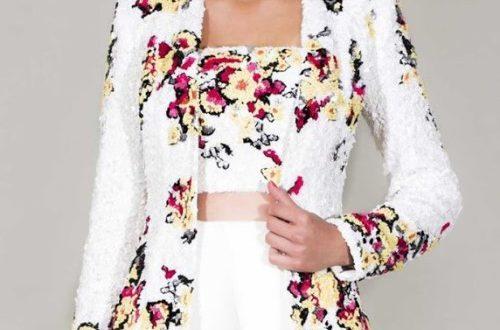 Retro Frisur Inspiration von Zuhair Murad Neu Fashion Shows