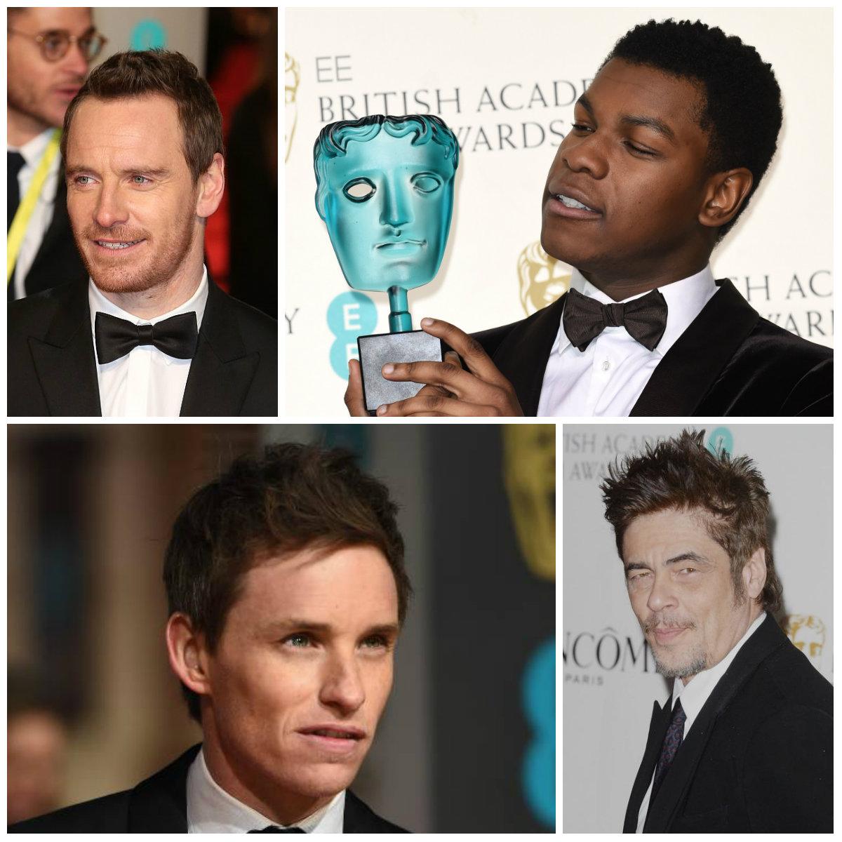 BAFTA Awards Neu: Beste männliche Promi-Frisuren