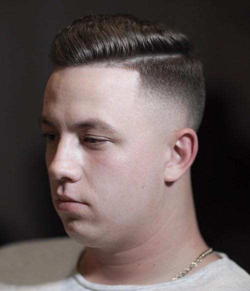 40 Superb Kamm über Frisuren für Männer