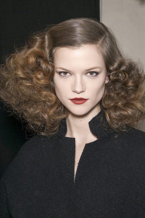 Neueste Runway inspirierte Frisuren für Beste Frisur