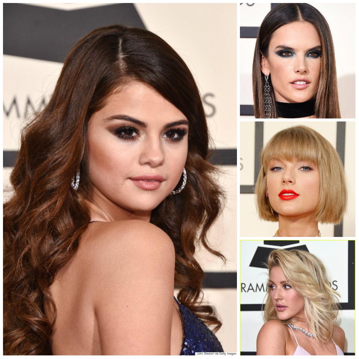 Heißesten Frisuren von Grammy Awards Neu
