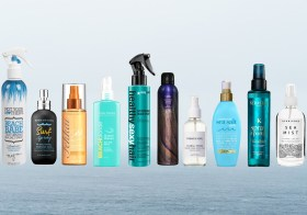 10 beste Meeressalzsprays für Beachy Waves