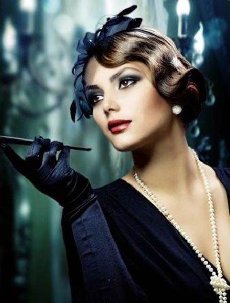 25 zeitlos und klassische Frisuren für Frauen