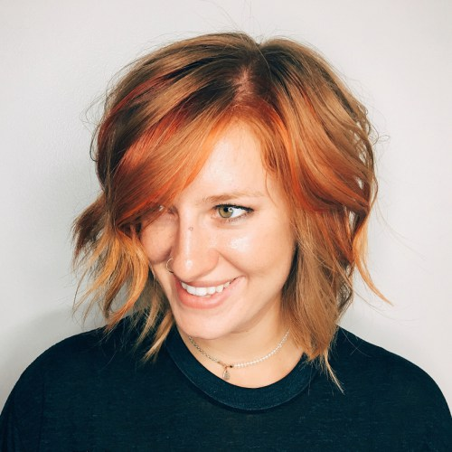 20 Burnt Orange Haarfarbe Ideen zu versuchen