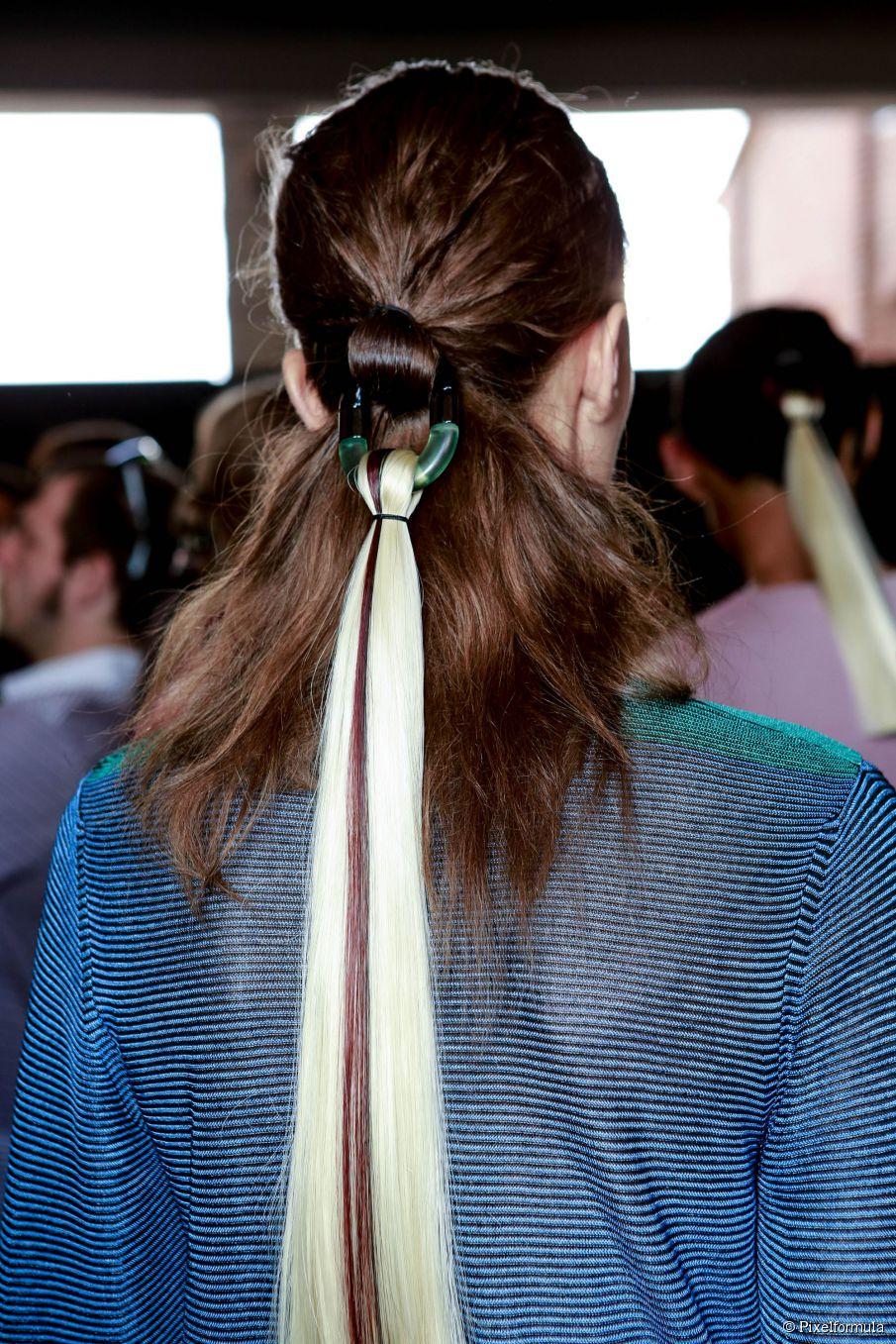 5 Frühjahr Neu lange Haare Trends