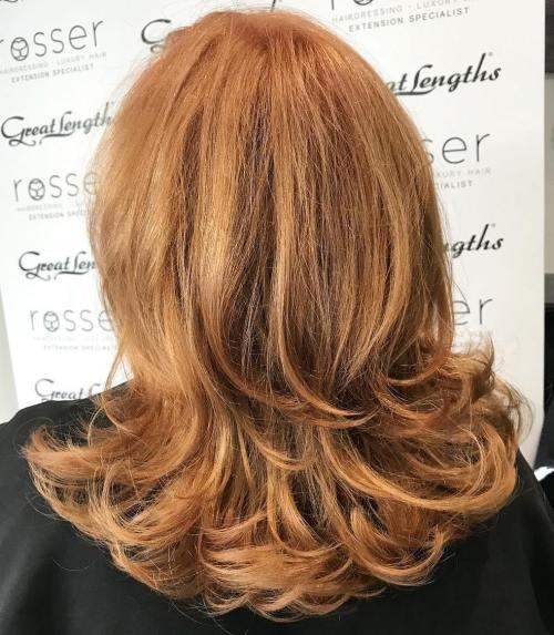 10 Zwei-Layer-Haarschnitte Ihr Hairstylist wird auch zustimmen