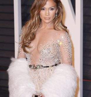 Lange Frisuren: Jennifer Lopez's Oscars vs. Afterparty-Looks