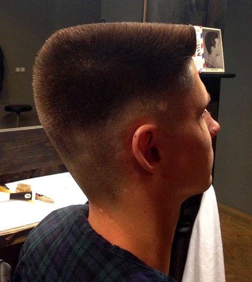 20 tolle und coole Flat-Top-Frisuren