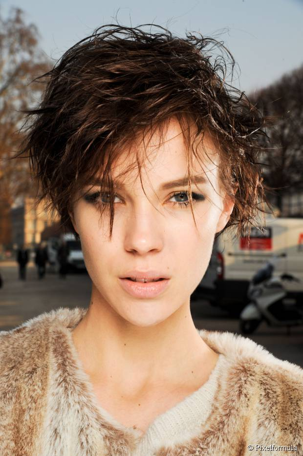 Top 10 Wet Look Frisuren für Frauen