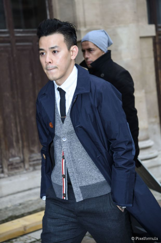 Street Style Pompadour Frisuren für Männer