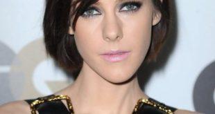 Frauen Frisuren für lange Gesichter - Ausgezeichnete Haarschnitte für Damen