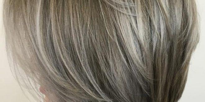 60 schöne und bequeme mittlere Bob Frisuren