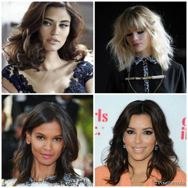 4 Gründe, warum es fantastisch ist, schulterlanges Haar zu haben