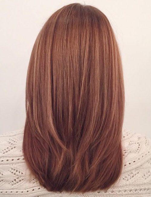 Schmeichelhafte Mittellange Haarschnitte