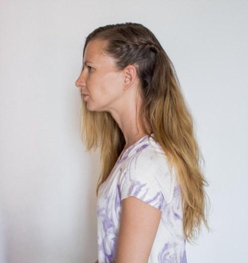 15 einfache lose französische Braid Frisuren