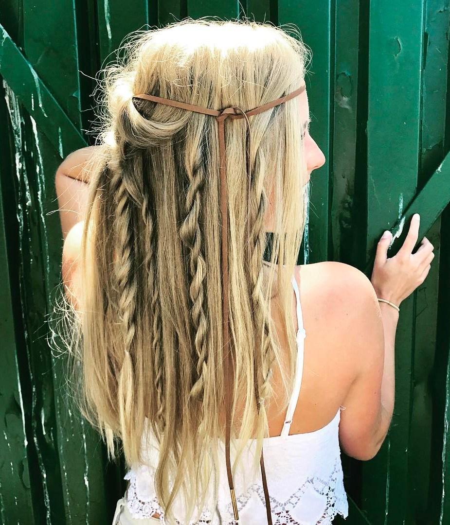 Warnung! Diese 20 Festival Frisuren sind wirklich heiß