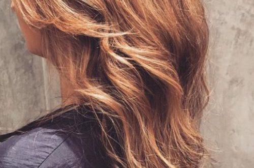 Helle und dunkle goldene braune Haar-Ideen für Beste Frisur