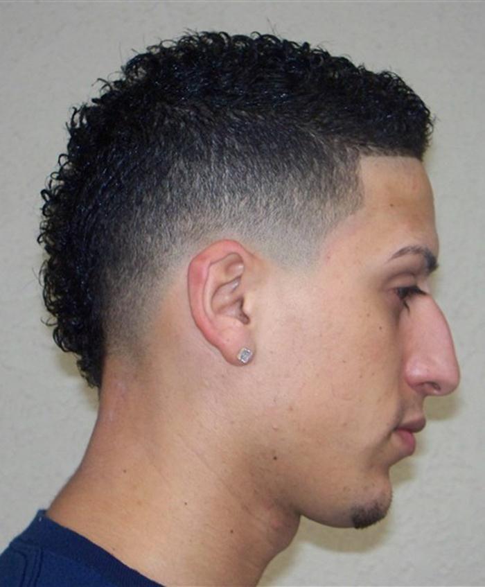 15 Mohawk Frisuren für Männer Suave aussehen