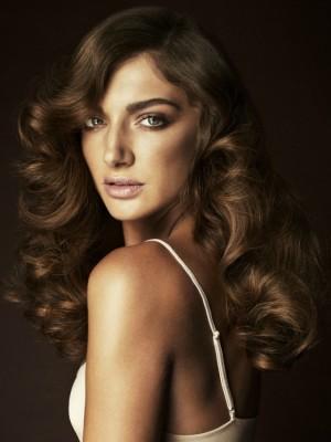 Neu glamouröse lange Frisuren-Ideen