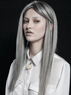 Stilvolle Silber Haarfarbe Ideen Neu