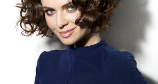 Neueste Kurzhaarschnitte mit Schichten für Beste Frisur