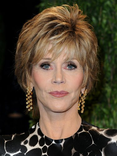 30 stilvolle und charmante Jane Fonda Frisuren