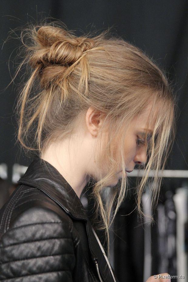 3 Chic Weekend Frisuren: Freiberufliche Hochsteckfrisuren