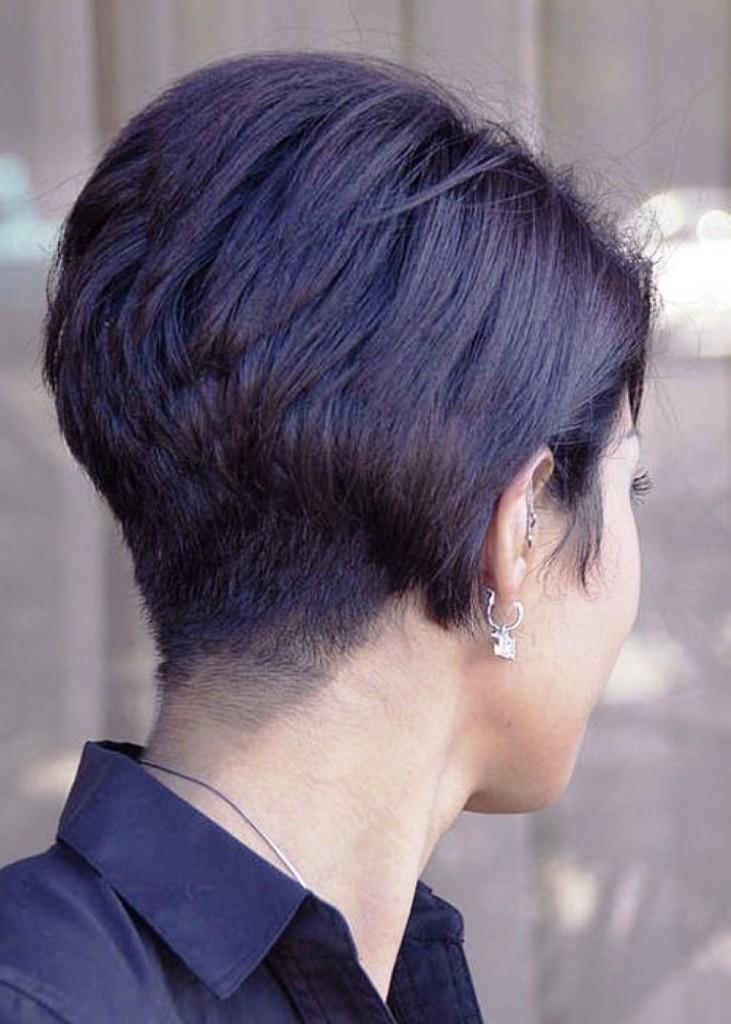 7 Perfekt für Runway Short Stacked Frisuren