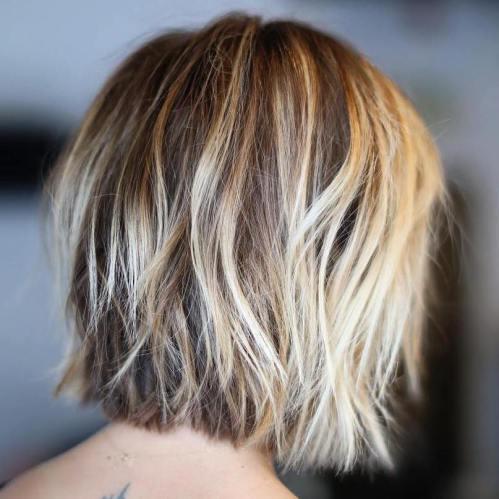 100 kurzweilige Kurzhaarfrisuren für feines Haar