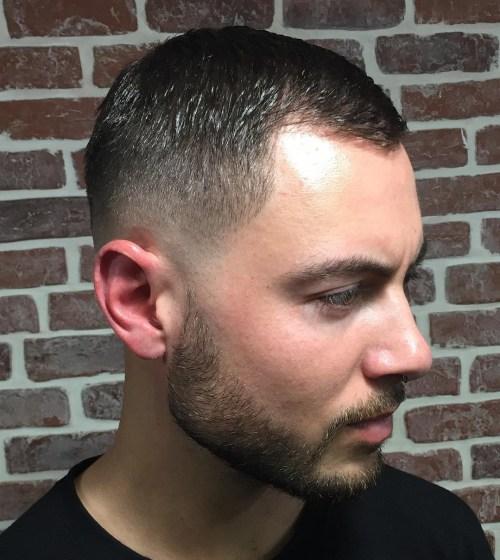 50 Elegante Frisuren Und Frisuren Für Balding Männer Beste