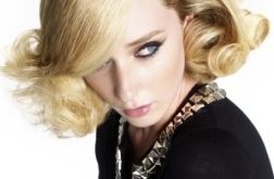 Styling Ideen für Retro Curls
