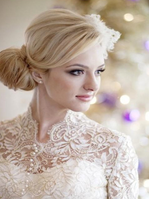 Hochzeitsfrisuren für den Winter Neu
