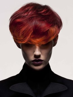 2013 rotes Haar färbt Ideen