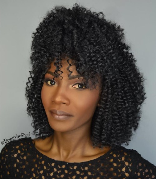 30 Bild-Perfect Black Curly Frisuren