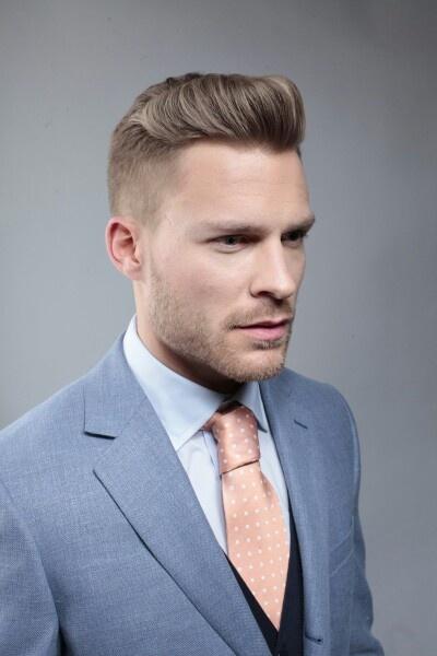 Neu Trendy Male Pompadour Frisur Ideen