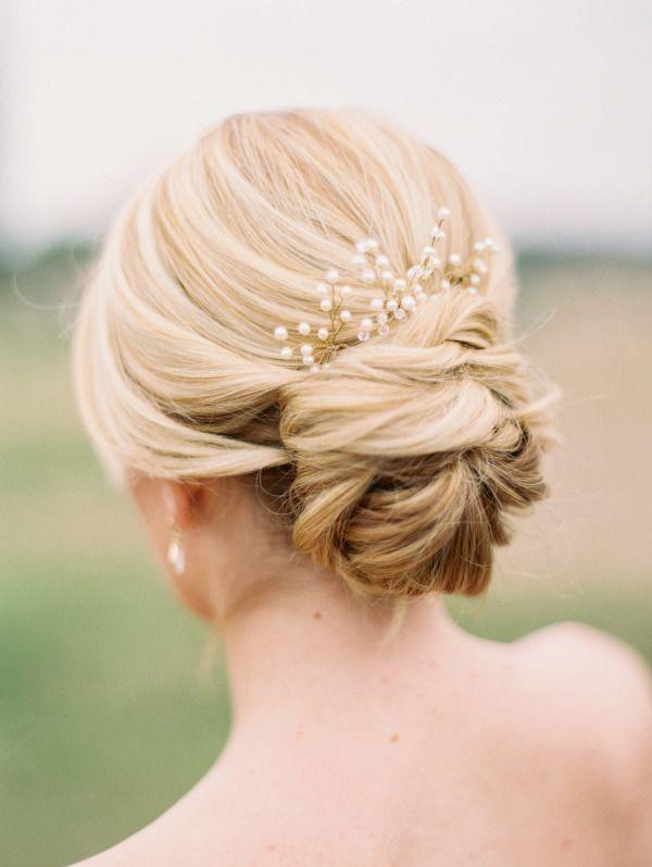 20 schönsten Braut Hochsteckfrisuren für elegante Bräute