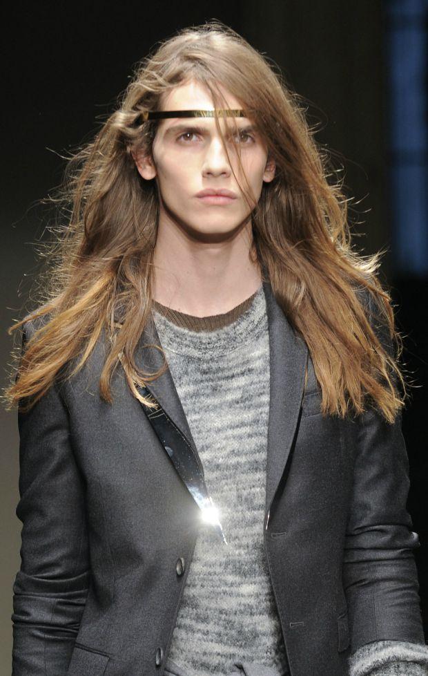 Lange Haare Ideen für Jungs