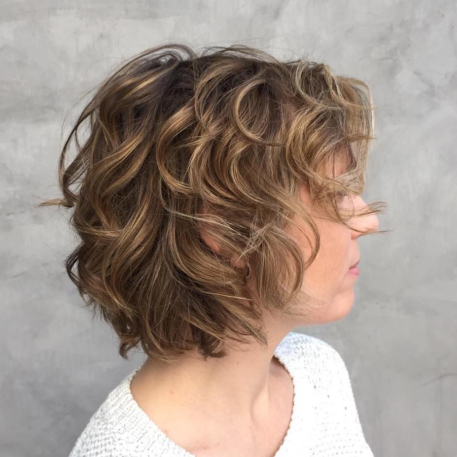 Shag Haarschnitte, feines Haar und Ihre schönsten Looks