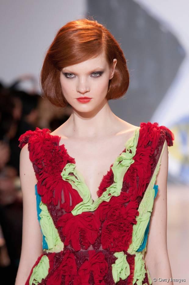 Milan Fashion Week SS16: Beste Frisuren von D & G, Gucci, Prada & Others!