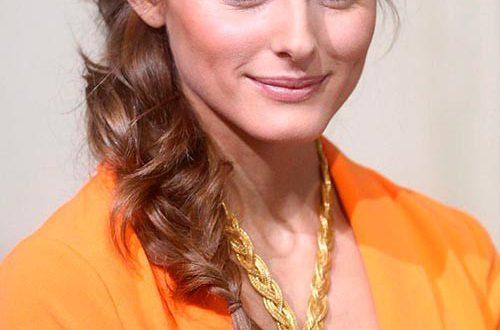 5 zierliche geflochtene Frisuren im Jahr Neu zu versuchen