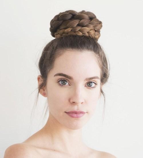 10 süße und leichte Workout Frisuren für verschiedene Haarlängen
