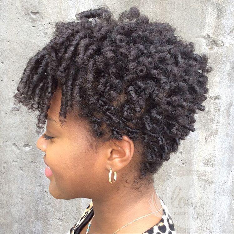 40 süße konische natürliche Frisuren für Afro-Haar