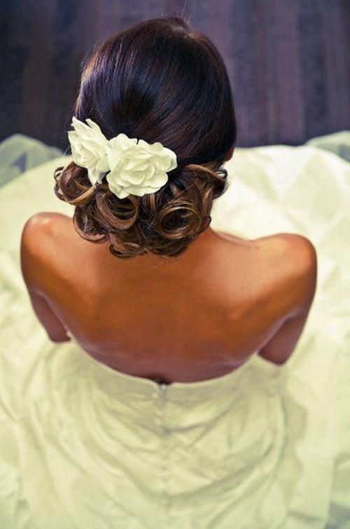 50 Superb Black Hochzeit Frisuren