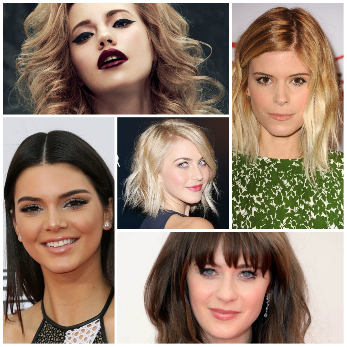 Top 5 Frisuren Frauen werden Neu rocken