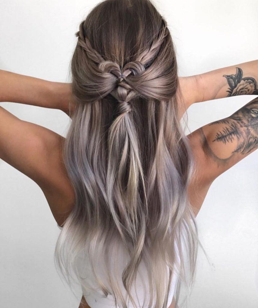 16 Ombre Frisuren für lange Haare - Look Super und erstaunlich