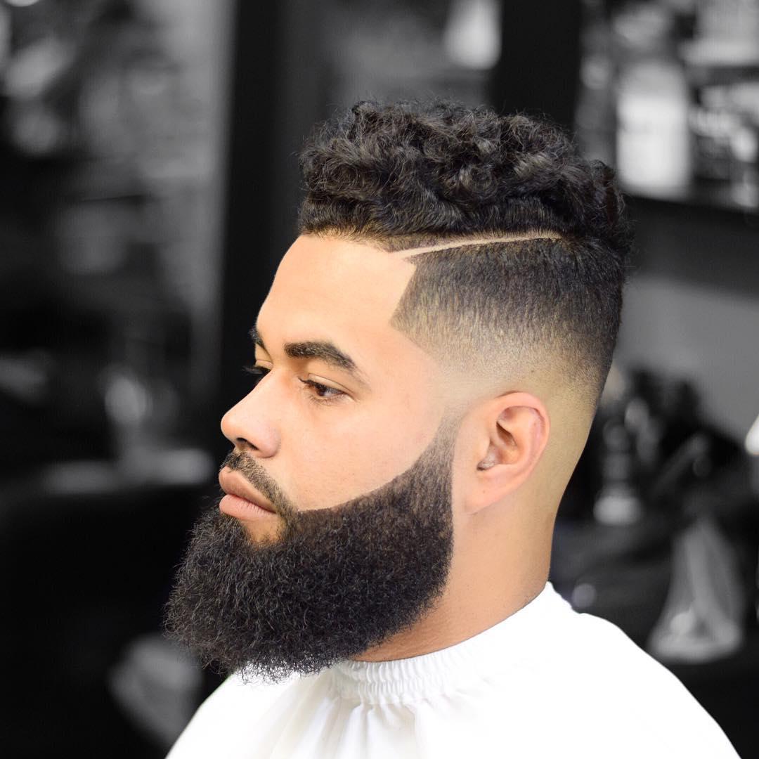 Neu lockige Frisuren für Männer