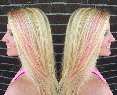 40 kühle Pastell Haarfarben in jedem Schatten des Regenbogens